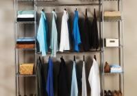 Expandable Closet Organizer System