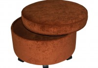 Extra Large Round Ottoman