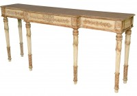 Extra Long Console Tables