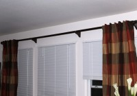 Extra Long Curtain Rod Brackets