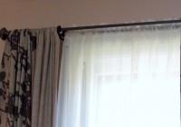 extra long curtain rod brackets
