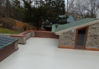 Fiberglass Roof Deck Repair Philadelphia