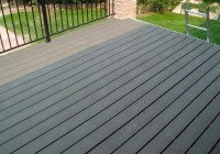 Flat Roof Deck Construction Details