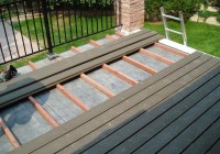 Flat Roof Deck Design