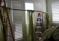Flexible Curtain Rod Home Depot