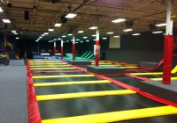 Flight Deck Trampoline Park Pictures