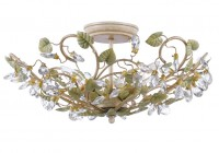 Flush Mount Chandelier For Nursery