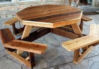 Folding Picnic Table Bench Plans Pdf
