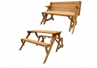 Folding Picnic Table Bench Video