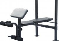 Folding Weight Bench With Leg Extension