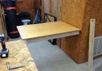 Folding Workbench Diy
