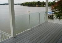 Frameless Glass Deck Railing Systems