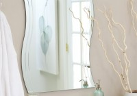 Frameless Wall Mirror Mounting Brackets