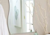 Frameless Wall Mirror Mounting Brackets