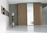 Free Standing Wardrobe Closet With Sliding Doors