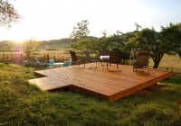 Freestanding Deck Plans Free