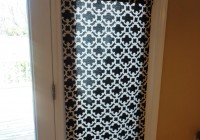 French Door Curtain Panels Velcro