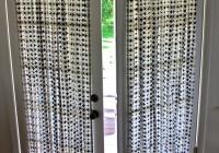 French Door Curtain Rods Walmart