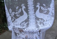 French Lace Curtains Panels