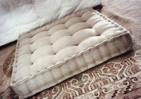 French Mattress Floor Cushion
