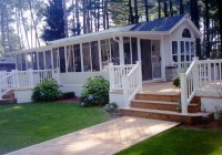 Front Decks For Mobile Homes