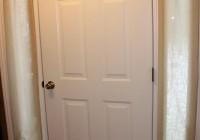 front door panel curtains
