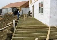 Front Porch Decks Designs