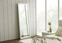 Full Length Floor Mirror White