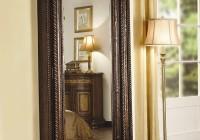 Full Length Floor Mirror With Jewelry Storage