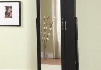 Full Length Jewelry Mirror Cabinet