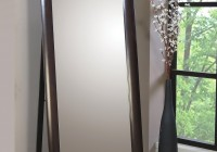 Full Length Wall Mirror Black Frame