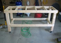 Garage Workbench Design