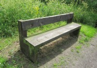 Garden Work Benches Wooden