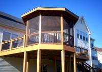 Gazebo On Deck Plans