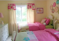 girls bedroom curtains ideas
