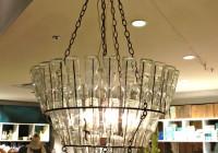 Glass Bottle Chandelier Diy