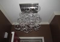 Glass Bubble Chandelier Diy