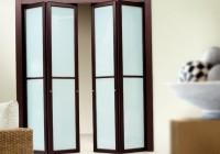 Glass Closet Doors Bifold