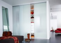Glass Closet Sliding Doors