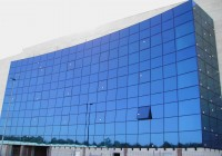Glass Curtain Wall Details