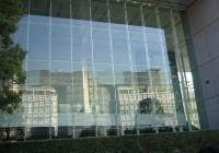Glass Curtain Wall Parapet Detail