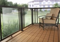 Glass Deck Railing Home Depot
