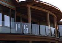 Glass Deck Railing Systems Canada