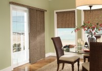 Glass Door Curtains Ideas