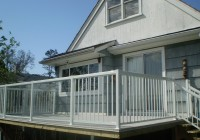 Glass Handrails For Decks