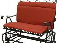 Glider Replacement Cushions Outdoor