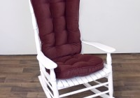 Glider Rocker Replacement Cushions Amazon