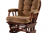 glider rocker replacement cushions