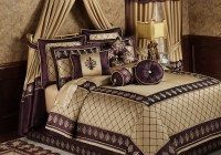 Gold Bedding And Curtain Sets