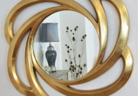 Gold Wall Mirror Uk